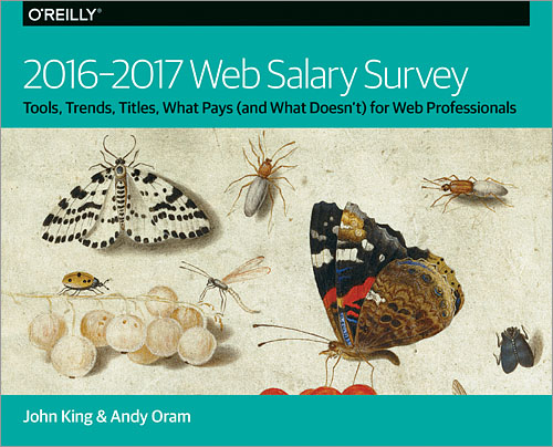 2016-2017 Web Salary Survey