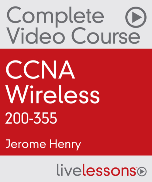 CCNA Wireless 200-355 - O'Reilly Media