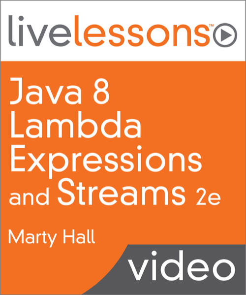 Java 8 Lambda Expressions and Streams - O'Reilly Media