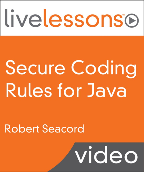 Secure Coding Rules for Java, Part I - O'Reilly Media
