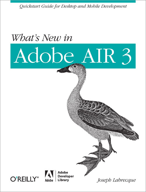 Whats New in Adobe AIR 3