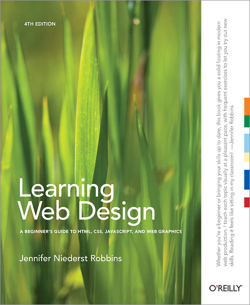 Learning Web Design 4th Edition O Reilly Media