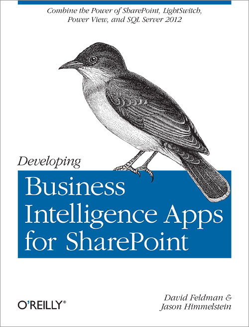 Developing Business Intelligence Apps for SharePoint - O