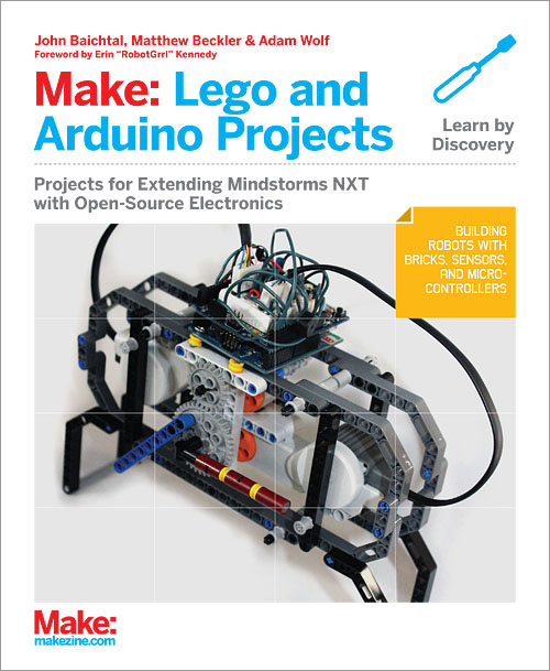 Make lego and arduino projects o reilly media