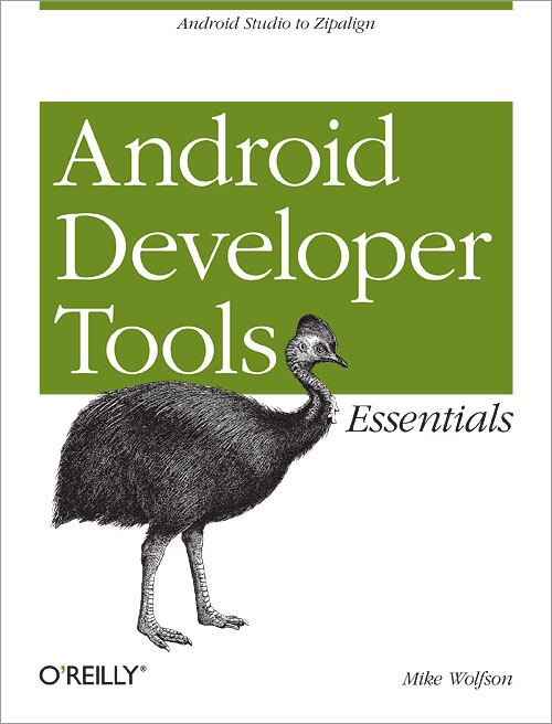 Android Developer Tools Essentials sur Bookys