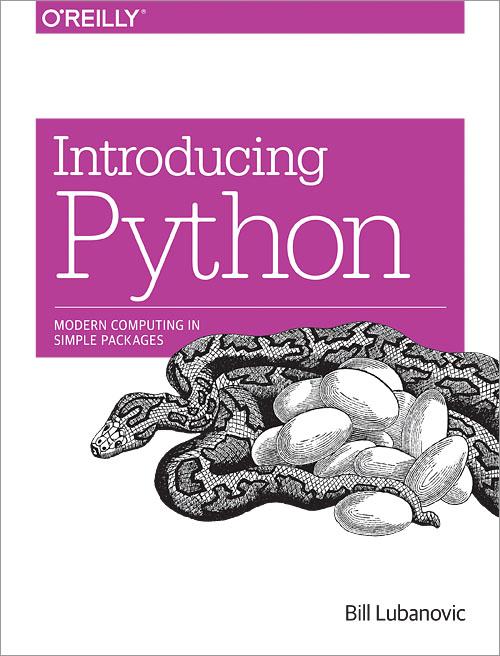 Introducing Python - O'Reilly Media