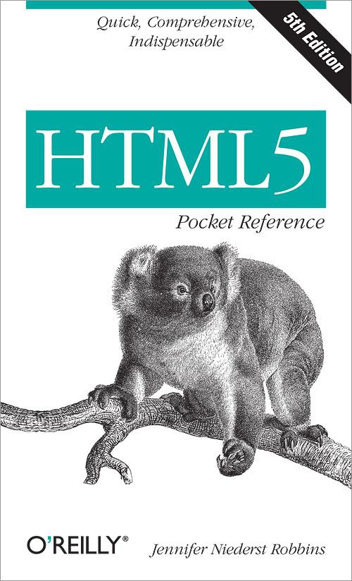 Html5 Pocket Reference Pdf