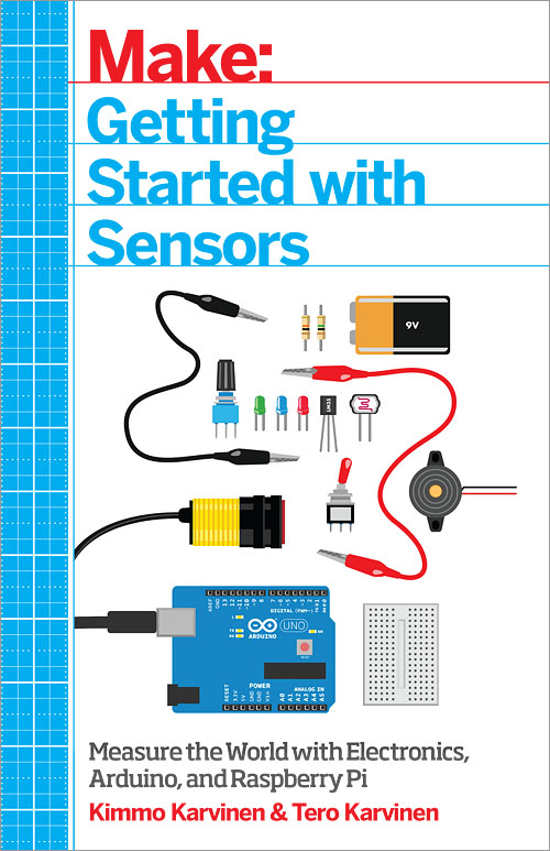 getting started with sensors o reilly media