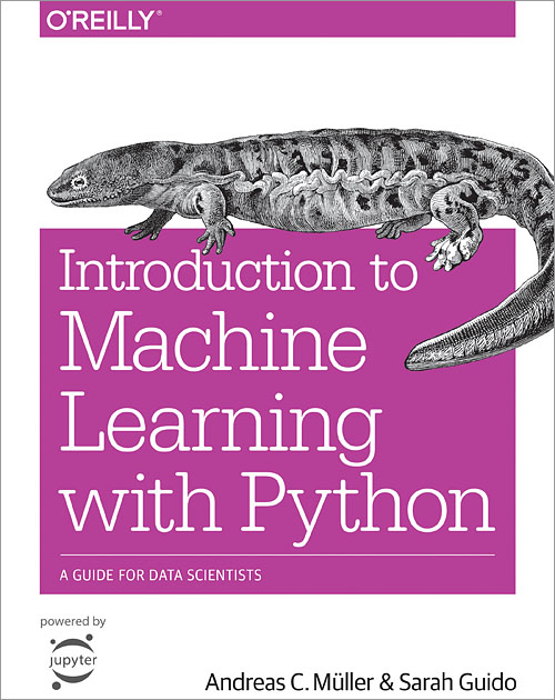 introduction to machine learning with python o reilly pdf