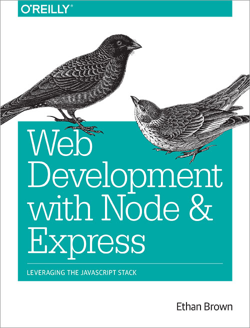 Development download ebook with node web express and