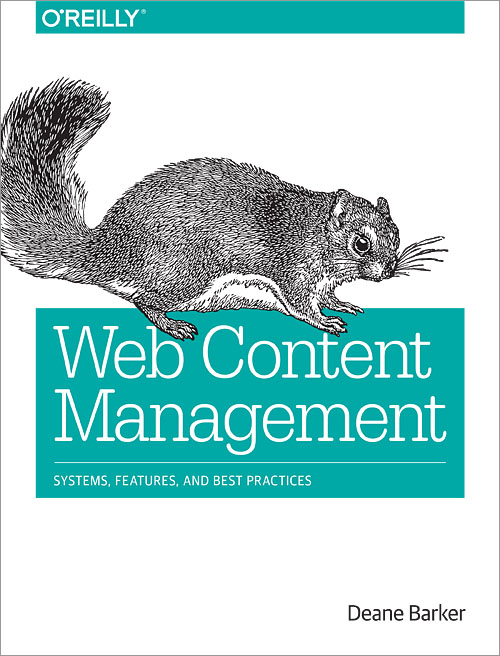 Web Content Management O Reilly Media
