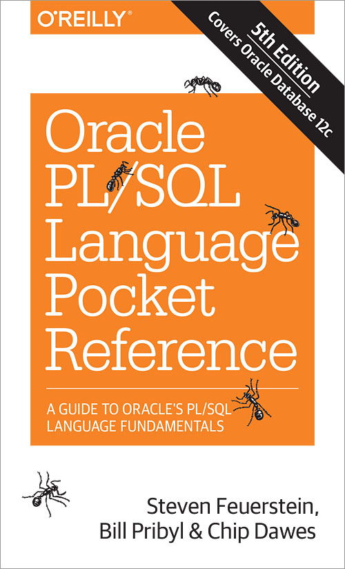 oracle pl sql language pocket reference 5th edition o reilly media rh shop oreilly com oracle database pl/sql packages and types reference guide oracle database pl/sql packages and types reference guide