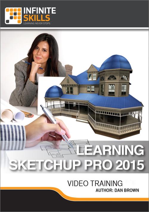 Infinite skills learning sketchup