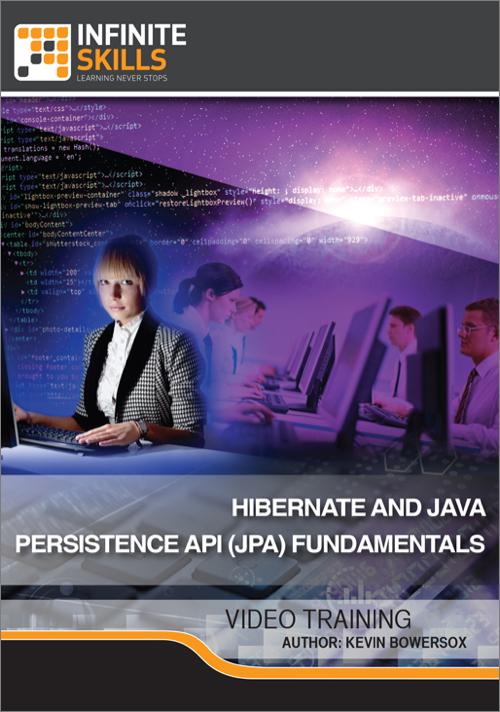 Hibernate and Java Persistence API (JPA) Fundamentals - O