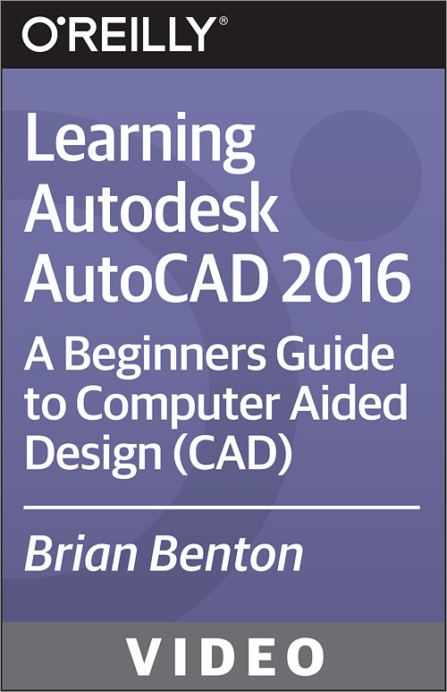 Learning autodesk autocad 2016 o 39 reilly media for O reilly software architecture conference 2016