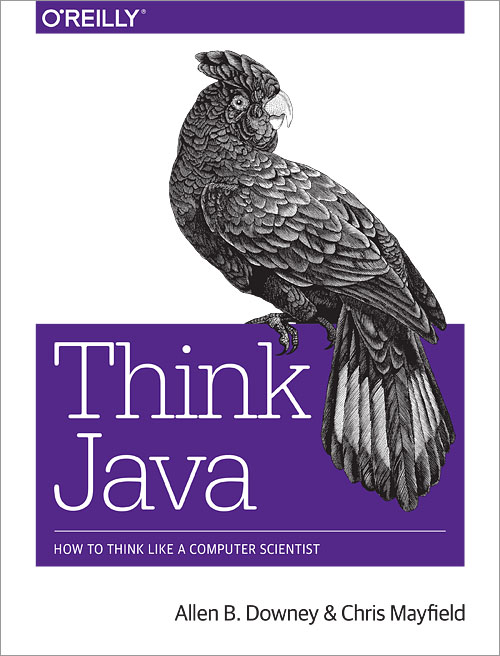 Think Java - O'Reilly Media