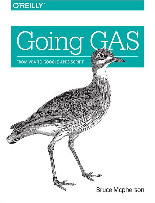 Going GAS - O'Reilly Media