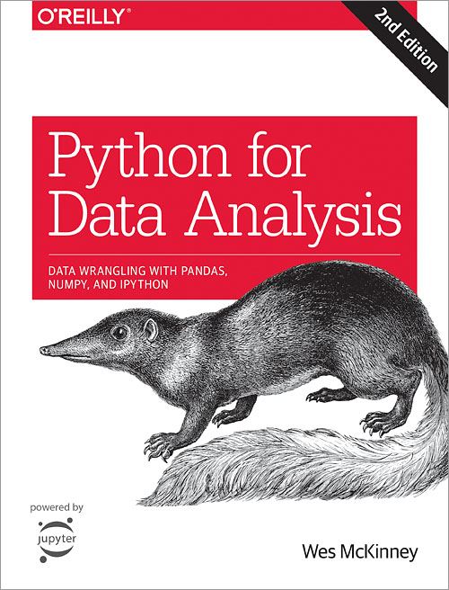 Python for Data Analysis, 2nd Edition - O'Reilly Media