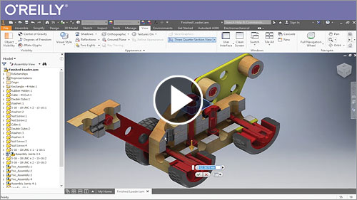 Learning Autodesk Inventor 2017 - O'Reilly Media