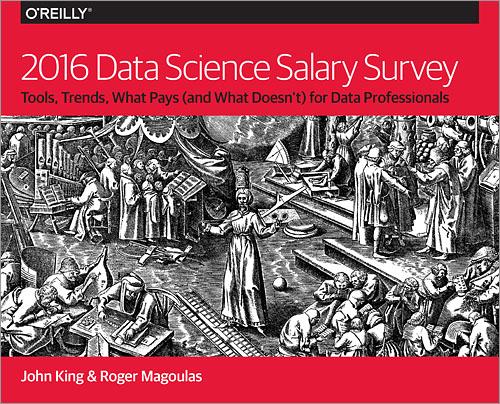 2016 Data Science Salary Survey