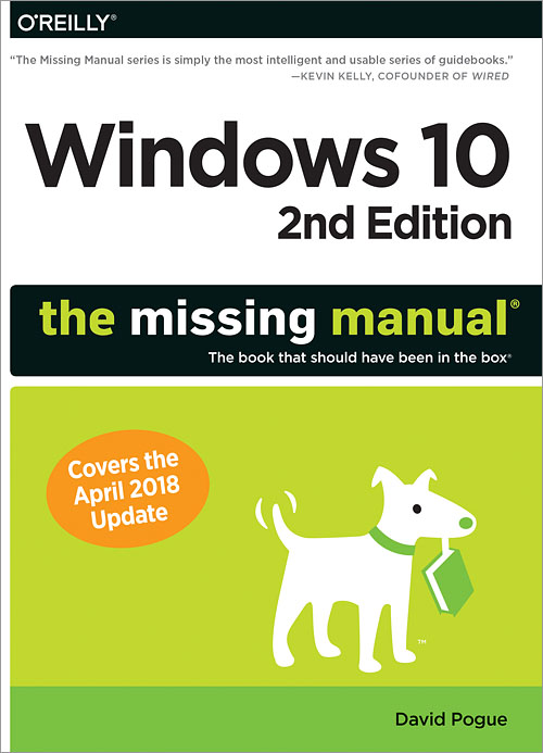 windows 10 the missing manual 2nd edition o reilly media rh shop oreilly com the missing manual access 2013 the missing manual quickbooks