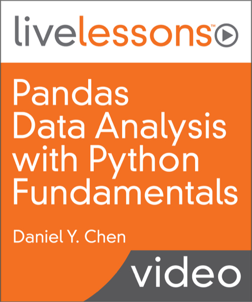 Image result for Pandas Data Analysis with Python Fundamentals LiveLessons