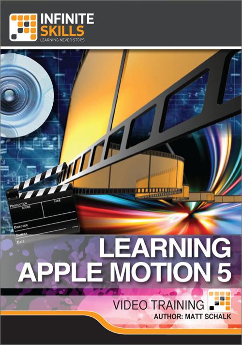 Apple Motion 5 - O'Reilly Media