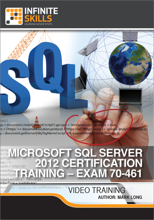 Microsoft Sql Server 2012 Certification Exam 70 461 Oreilly Media