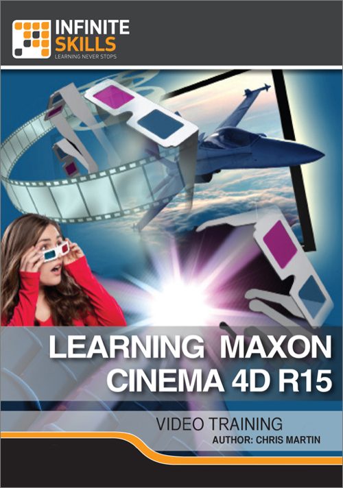 Learning Cinema 4D R15 - O'Reilly Media