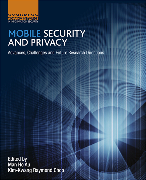 Mobile Security and Privacy - O'Reilly Media