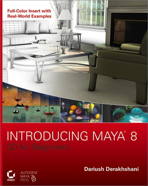 Introducing Maya 8 - O'Reilly Media