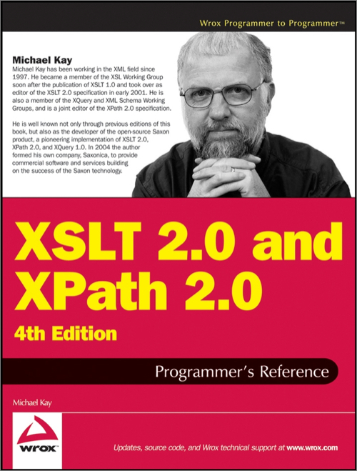 Xpath programmers xslt reference 2.0 pdf 2.0 and