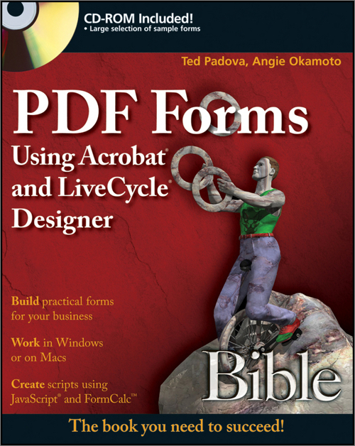 PDF Forms Using Acrobat and LiveCycle Designer Bible - O