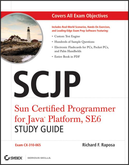 SCJP: Sun Certified Programmer for Java Platform Study Guide - O ...