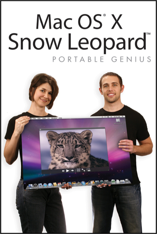 Mac OS X Snow LeopardPortable Genius