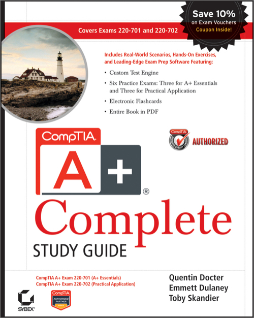 comptia a complete study guide o reilly media rh shop oreilly com comptia a+ study guide pdf 2018 comptia a+ study guide 220-901 pdf