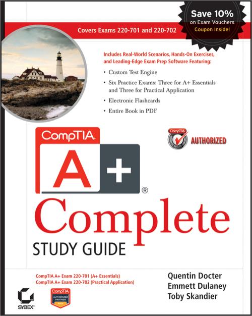 comptia a complete study guide o reilly media rh shop oreilly com comptia a+ study guide amazon comptia a+ study guide pdf 2016