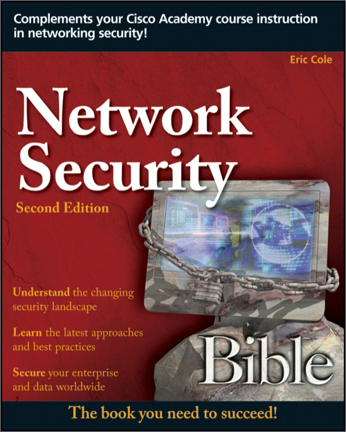 Network Security Bible 2nd Edition Pdf