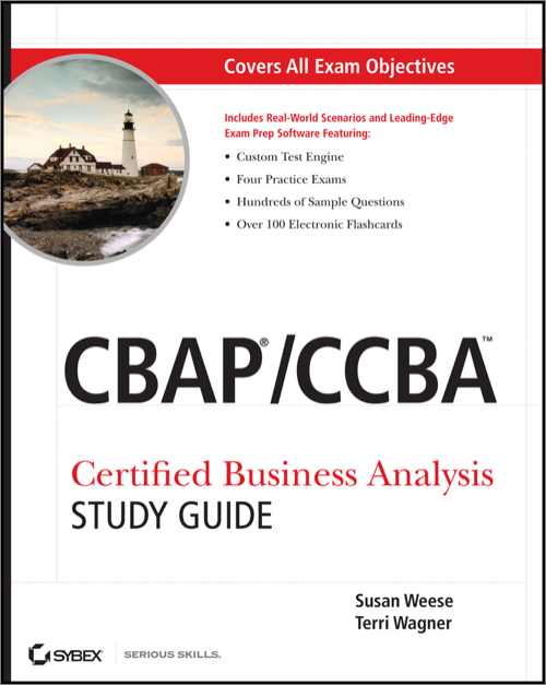 Cbap Ccba Certified Business Analysis Study Guide Oreilly Media