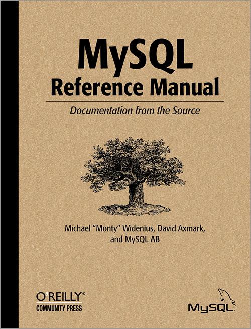 mysql reference manual download