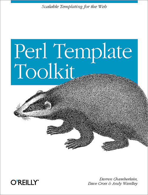 Perl Template Toolkit - O\'Reilly Media