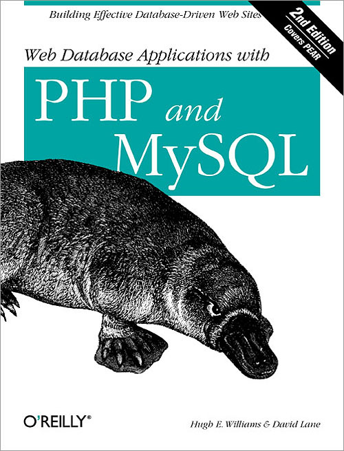 Web Database Applications With Php And Mysql 2nd Edition O Reilly
