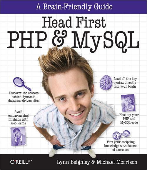 head first php mysql o reilly media rh shop oreilly com head first jquery a brain-friendly guide pdf head first python a brain-friendly guide