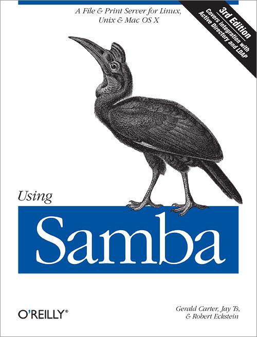 Using Samba, 3rd Edition - O'Reilly Media