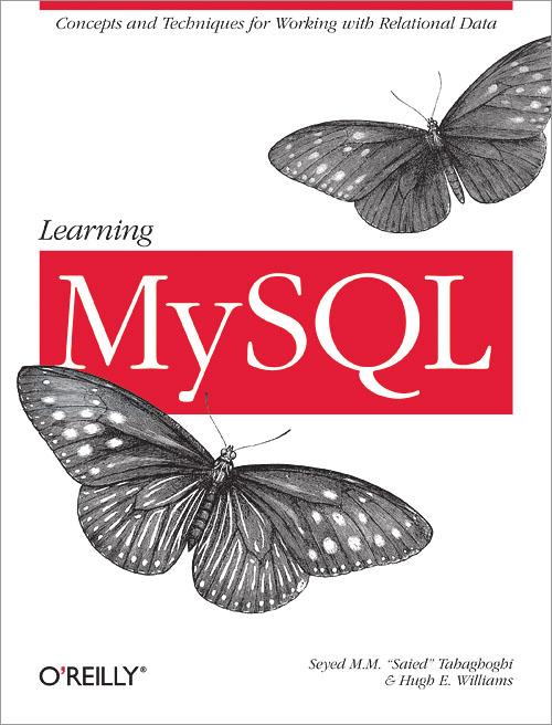 Learning Mysql O Reilly Media