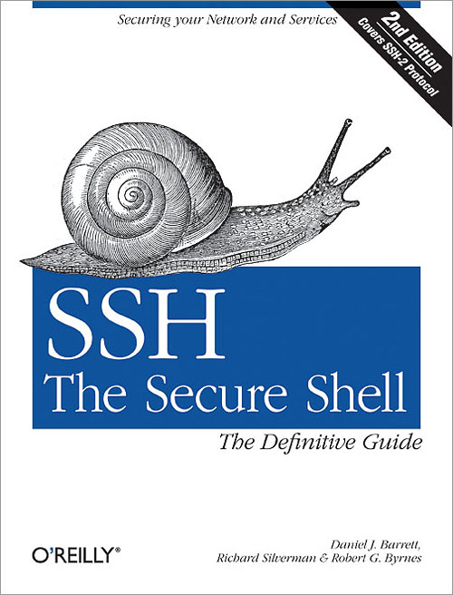 Ssh The Secure Shell Pdf