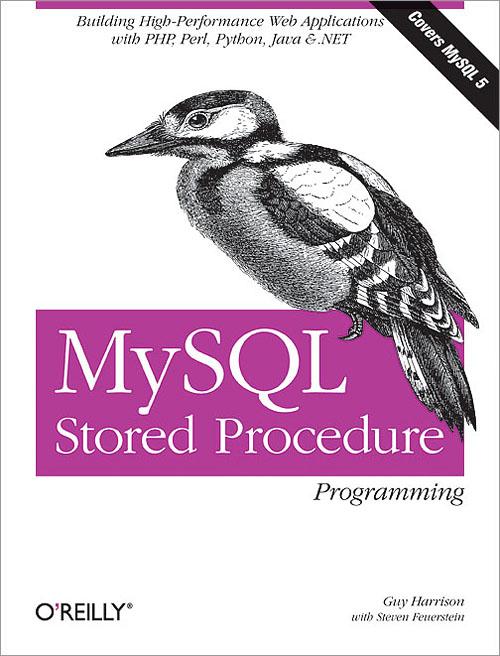 MySQL Stored Procedure Programming - O'Reilly Media