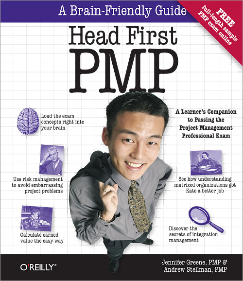 Image result for Head First PMP latest edition