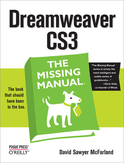 DREAMWEAVER TUTORIAL PDF CS3 EPUB