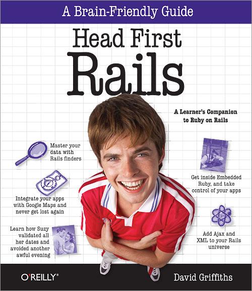 Head First Rails Ebook